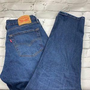 Levi's 514 men's jeans like new